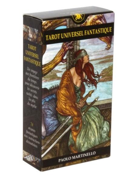 Tarot Universel Fantastique - Paolo Martinello