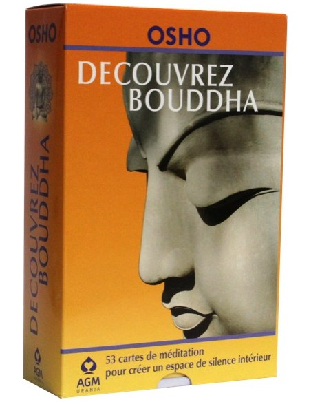 Coffret Découvrez Bouddha - Osho