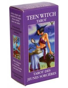 Mini Tarot des Jeunes Sorcières - Laura Tuan & Antonella Platano