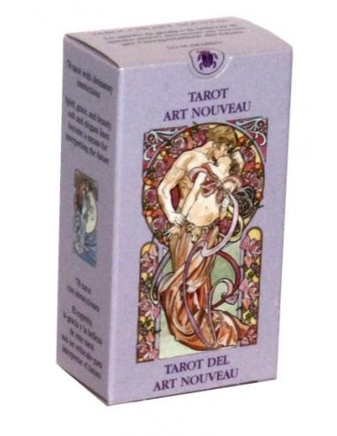 Mini Tarot Art Nouveau - Antonella Castelli