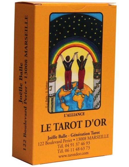 Le Tarot d'Or - Joëlle Balle