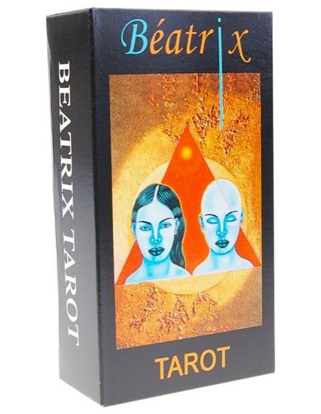 Tarot Béatrix - Le Rayon Bleu - Sylvie Breysse