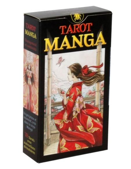 Tarot Manga - Riccardo Minetti & Anna Lazzarini