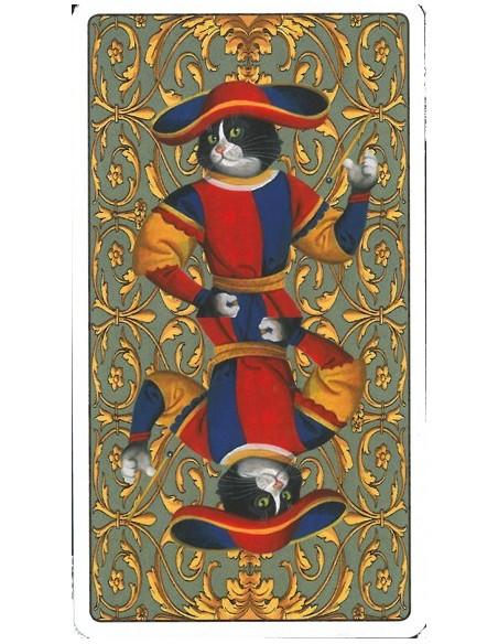 Tarot de Marseille du Chat - Severino Baraldi