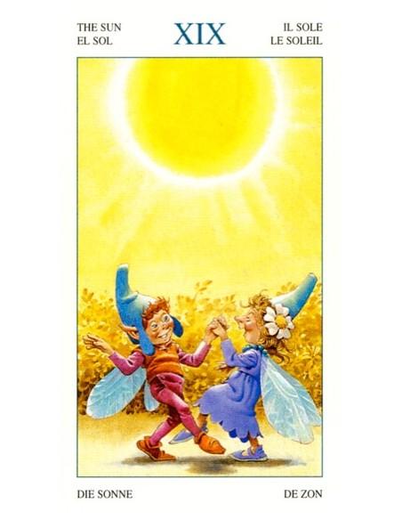 Mini Tarot des Lutins - Antonio Lupatelli