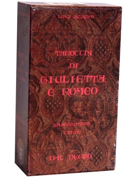 Tarocchi di Guilietta e Romeo - Luigi Scapini