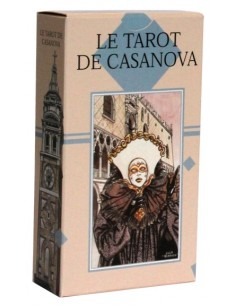 Tarot de Casanova - Lucas Raimondo