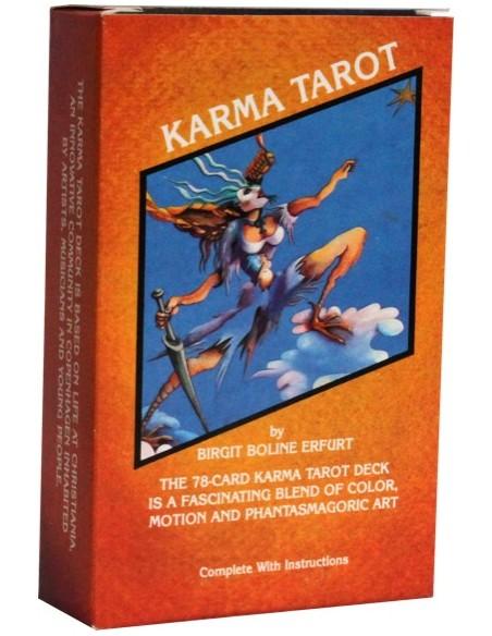 Karma Tarot - Birgit Boline Erfurt