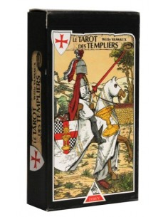 Tarot des Templiers - Jean-Louis Victor