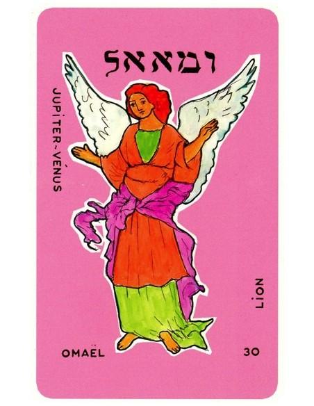 Tarot des 22 anges guérisseurs - O.Stéphane
