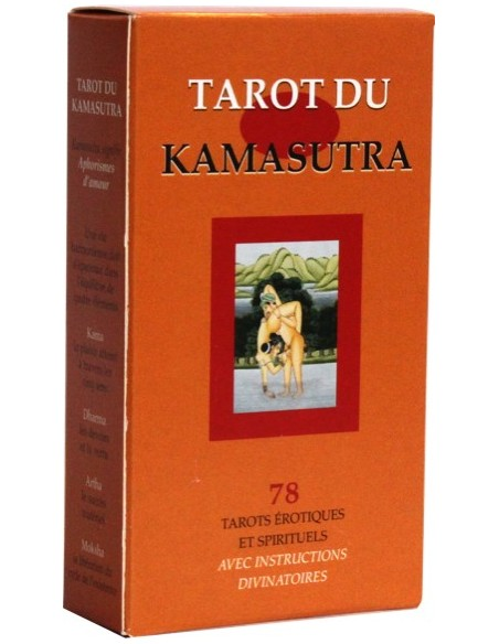 Tarot du Kamasutra - Pietro Alligo & AR Madan