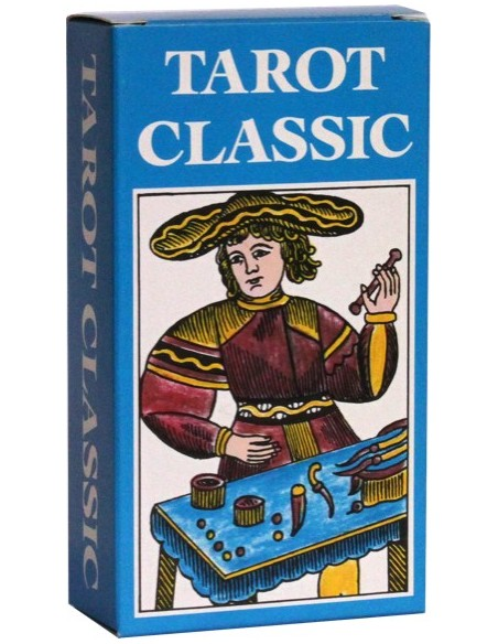 Tarot Classic - Claude Brudel