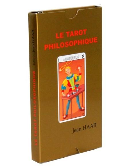 Tarot philosophique (le jeu) - 22 lames - Jean Haab