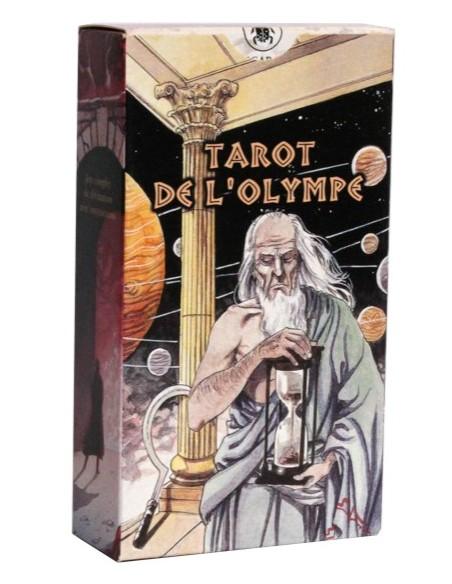 Tarot de l'Olympe - Manfredi Toraldo