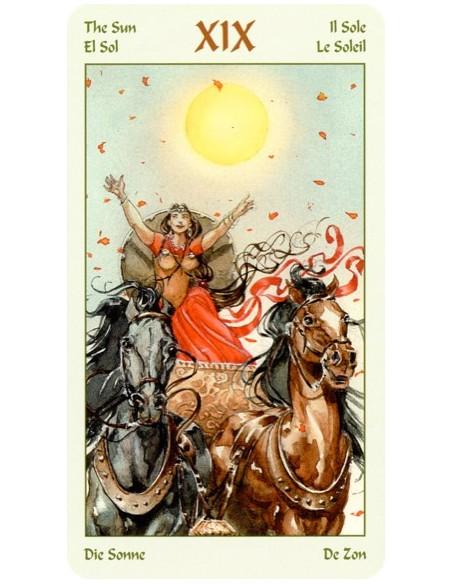 Tarot des Vikings - Toraldo & Tisselli