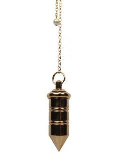 Pendule Cylindre Strié avec Témoin