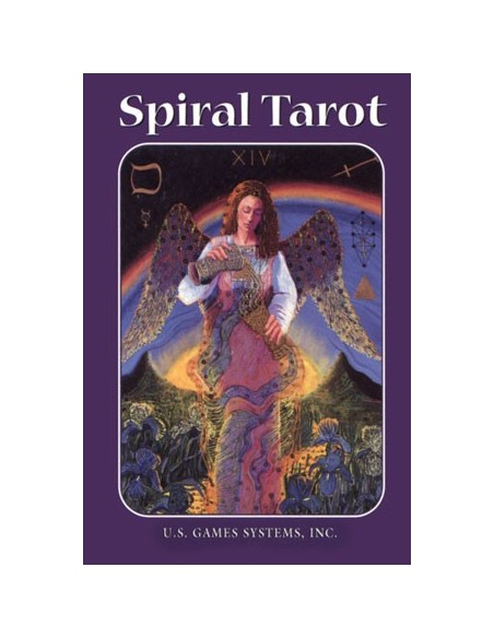 Spiral Tarot [anglais]