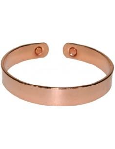 Bracelet cuivre et aimant (grand)