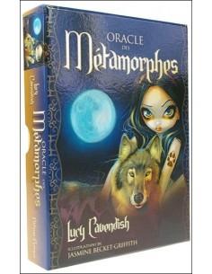 Oracle des Métamorphes (Coffret livret + jeu) - Lucy Cavendish