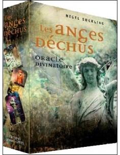 Les anges déchus, Oracle divinatoire (Coffret 72 cartes + livret) - Nigel Suckling