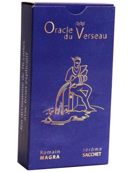 Oracle du Verseau - Romain Magra & Jérôme Sacchet