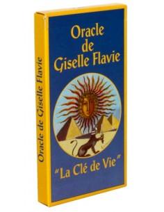 """Oracle """"La clé de vie"""" de Giselle Flavie"""