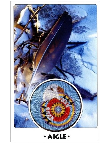 Oracle de l'Aigle blanc - Les secrets de la médecine du Chaman - Wa-Na-Nee-Che & Eliana Harvey