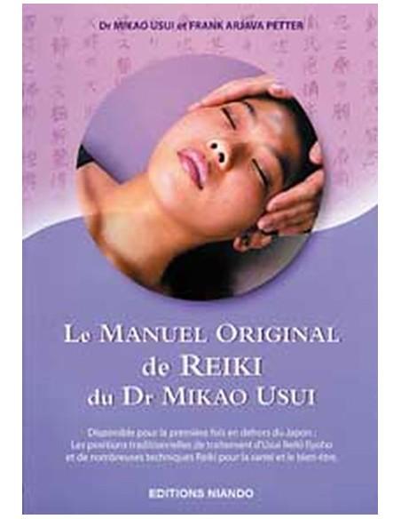 Manuel original de reiki du Dr Mikao Usui