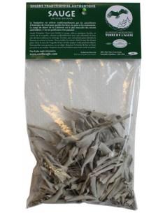Sauge blanche de fumigation - Salvia Apiana - Sachet de 40 gr