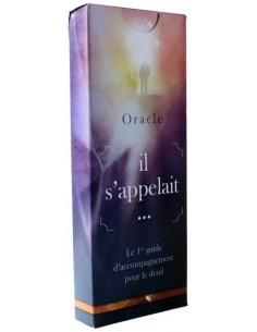 """Oracle """"il s'appelait..."""" - 1er guide d'accompagnement pour le deuil - Valérie Faïola"""