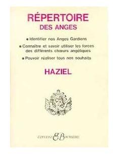 Répertoire des anges - Haziel