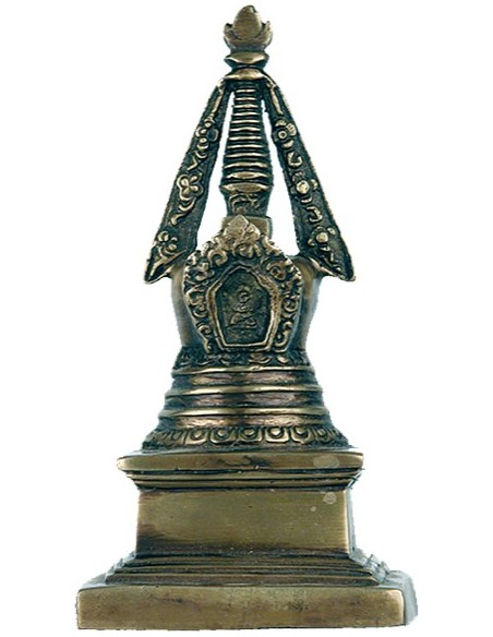 Stupa Inde 19 cm