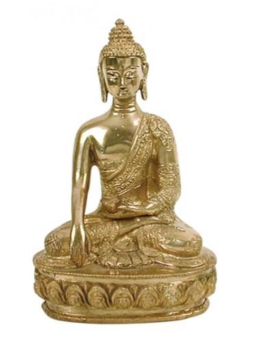 Bouddha doré 22 cm