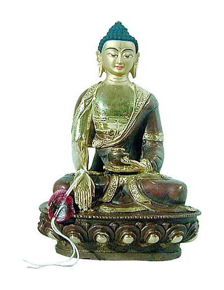 Bouddha Népal 14 cm