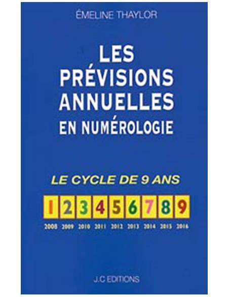 Les prévisions annuelles en numérologie - Le cycle de 9 ans - Emeline Thaylor