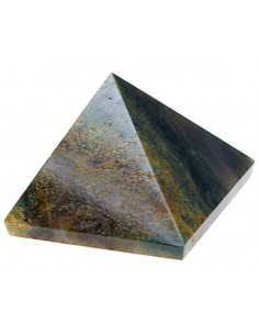 Pyramide Jaspe fantaisie
