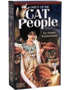 Tarot of The Cat People - Karen Kuykendall [anglais]
