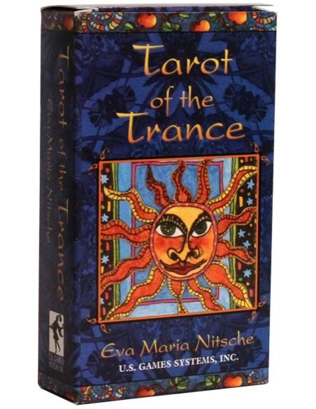 Tarot of The Trance - Eva Maria Nitsche [anglais]