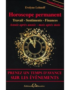 Horoscope permanent - Evelyne Lehnoff