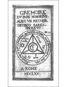 Grémoire du Pape Honorius