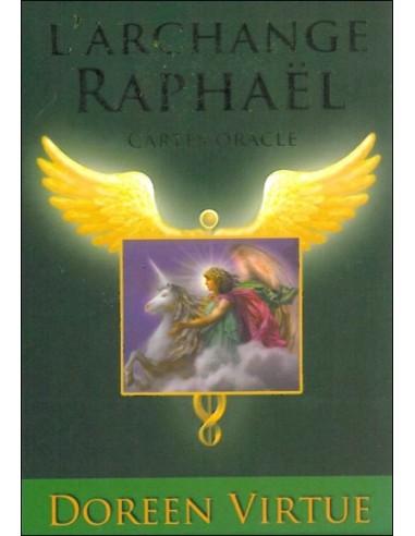 L'archange Raphaël - Cartes oracle (44 cartes) - Doreen Virtue