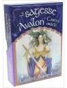 La sagesse d'Avalon - Coffret cartes Oracle - Colette Baron-Reid
