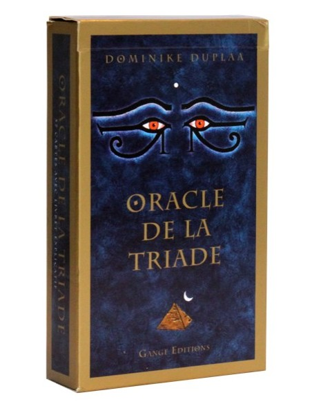 Oracle de la Triade - Dominike Duplaa