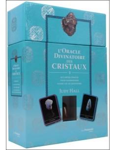 L'Oracle divinatoire des Cristaux (Coffret livret + cartes) - Judy Hall