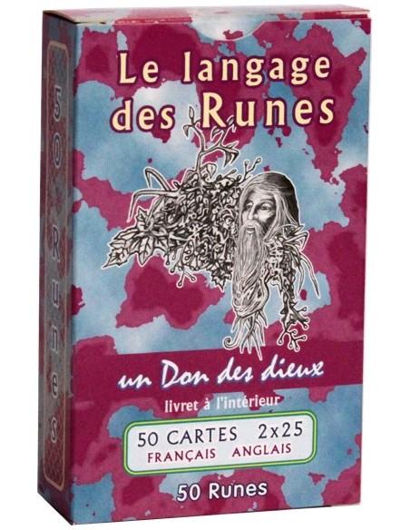 Le Langage des Runes - 50 cartes