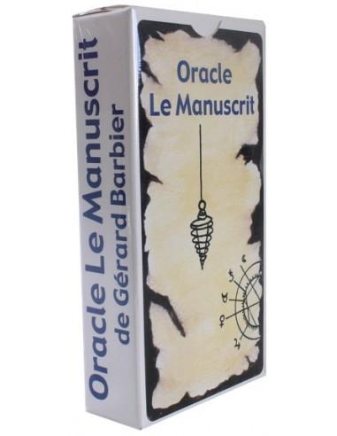 Oracle Le Manuscrit - Gérard Barbier