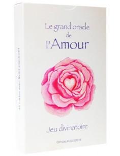 Le grand oracle de l'Amour - Jeu divinatoire - Colette & Gérard Lougarre