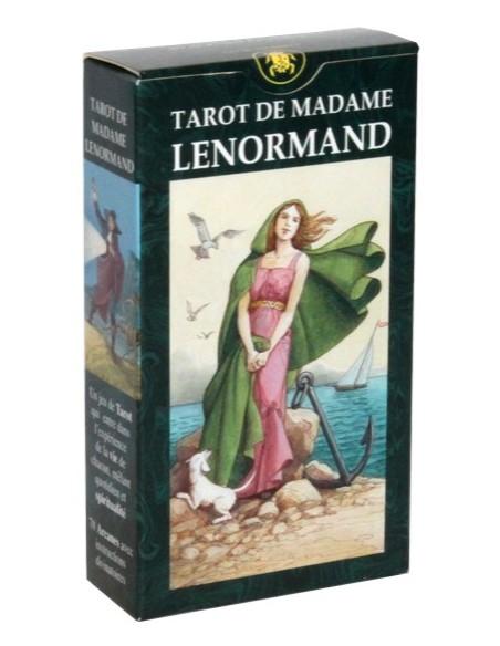 Tarot de Madame Lenormand - Ernest Fitzpatrick