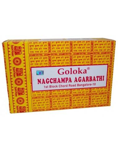 Encens Goloka Nag Champa - 16 grs