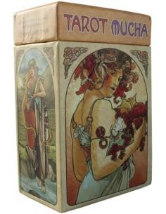 Tarot Mucha - Giulia F. Massaglia & Barbara Nosenzo